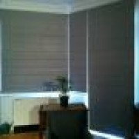 Pleated Roman Drapery Shades Curtains Shades Custom Nyc