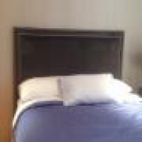 Linda Custom Headboard Brooklyn Brushed Nickel Nail Heads Nyc Brooklyn Beautiufl