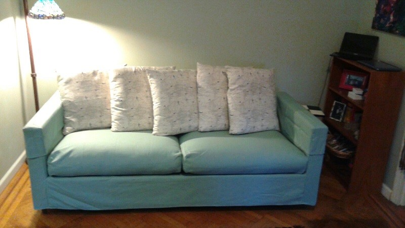Professional Re-upholstery, Drapery, Slipcovers, Pillows