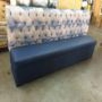 Custom Upholstered Banquette Custom Kitchen Banquette Bettertex Nyc Custom Upholstery Re Upholstery