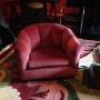 Max Hotel Services Re Upholstery Upholstery Nyc Nyc Reupholstery Re Upholstery Nyc New York New York Club Chair Channel Back Pink Velvet Upholstery New York City
